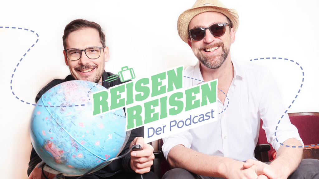 Reisen Reisen - der Podcast mit Jochen Schliemann und Michael Dietz (Foto: Thomas Rabsch)