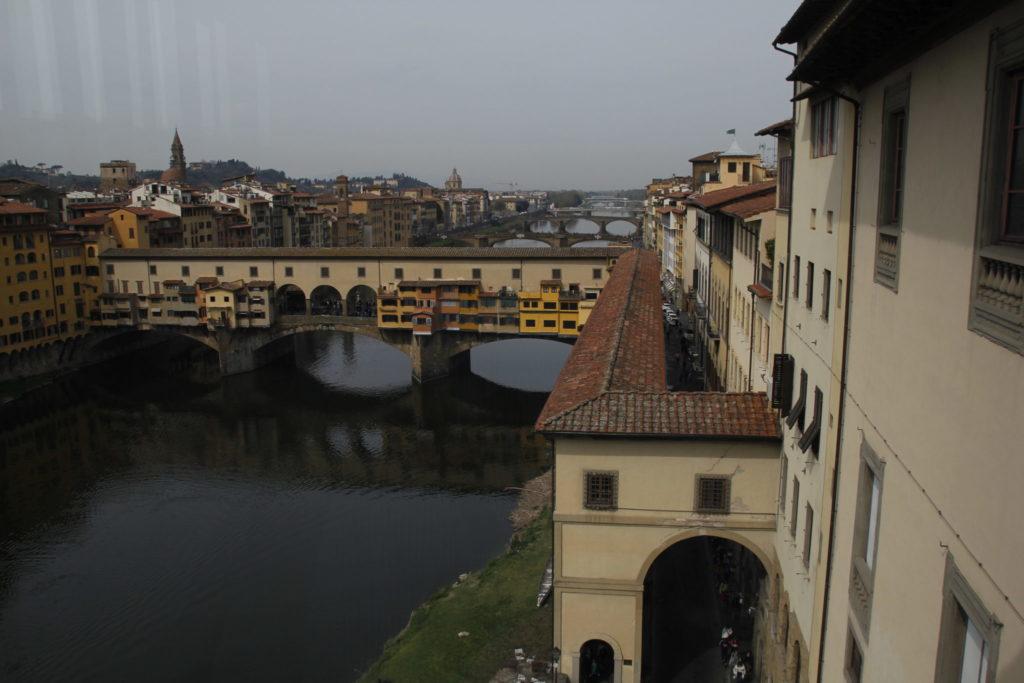 Florenz, Ponte Vecchio, Brücke