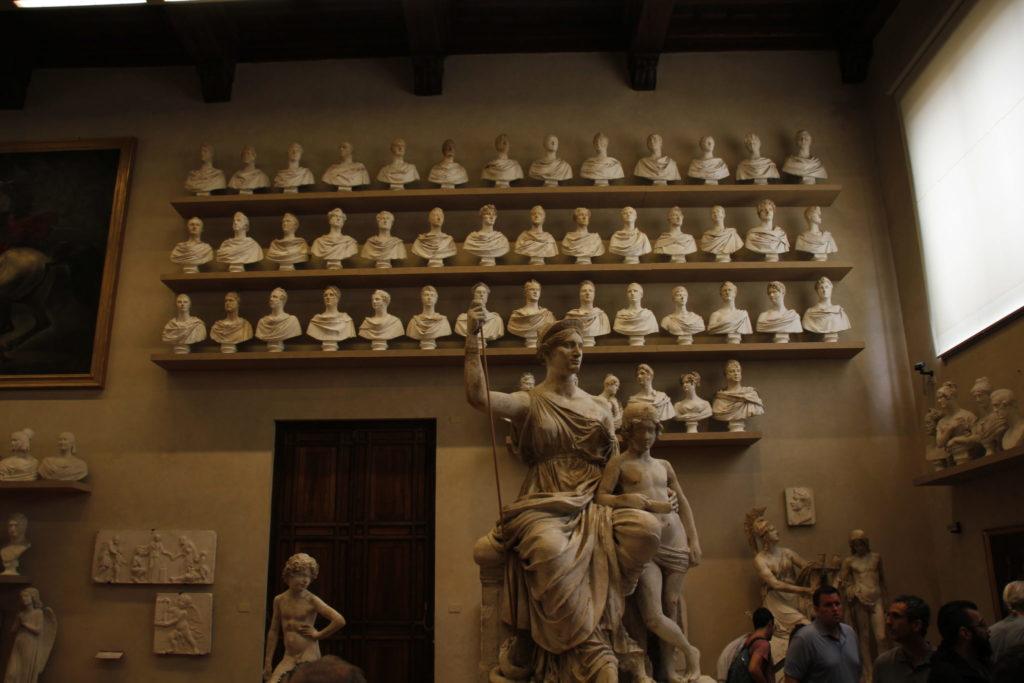 Galleria dell'Accademia, Kunst, Florenz