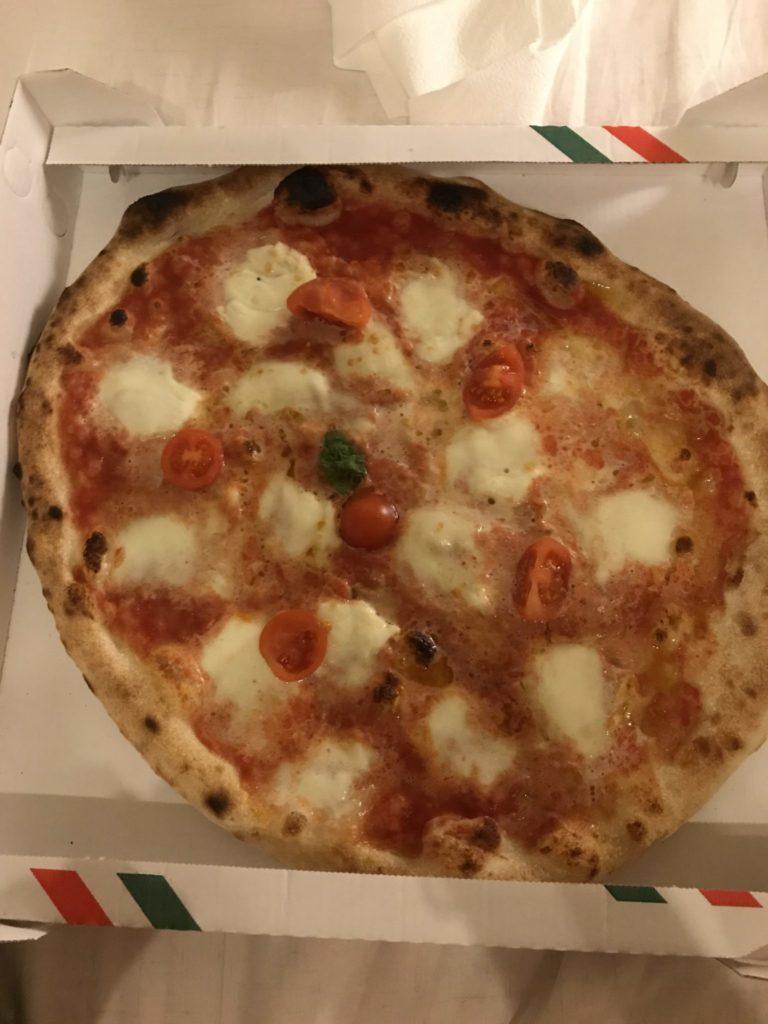 Italien, Pizza, Essen