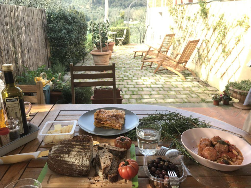 Italien, Essen, Toscana