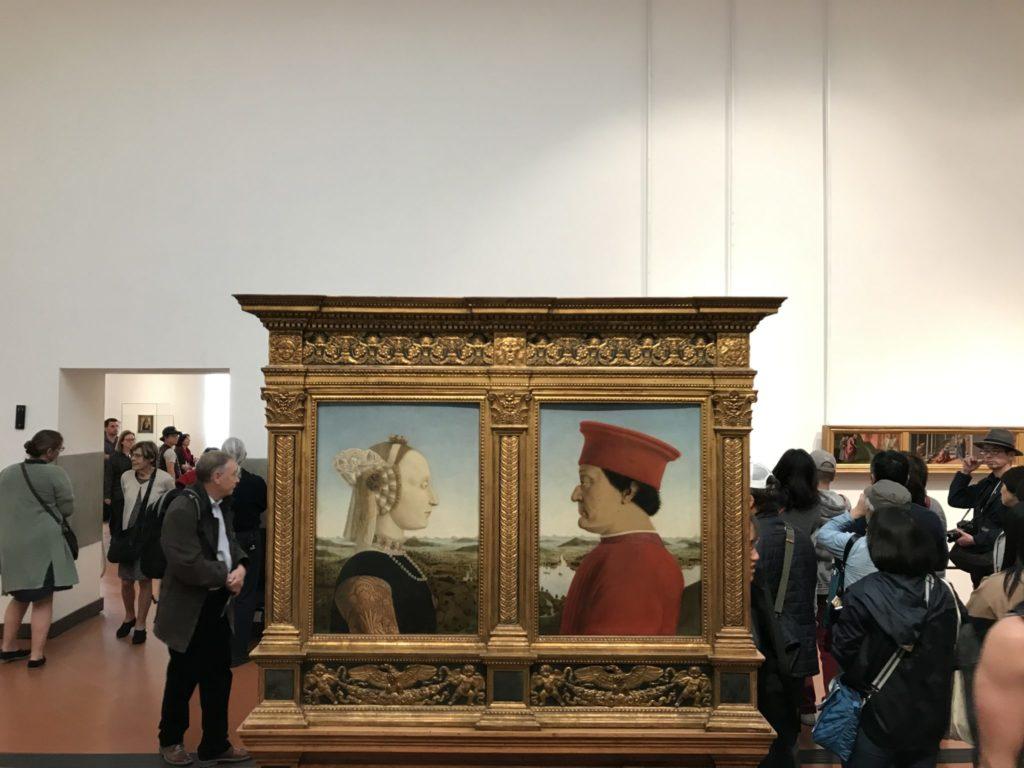 Florenz, Uffizien, Museum, Urbino