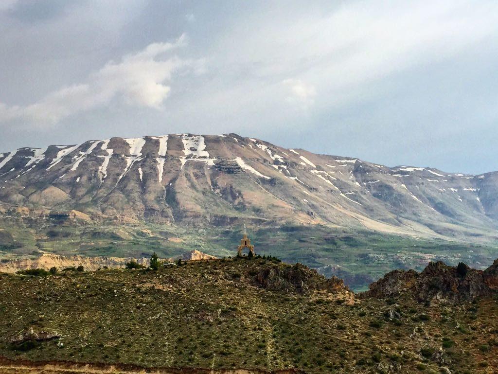 Libanongebirge, Skilaufen