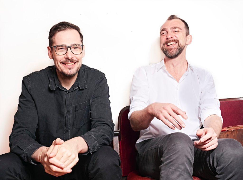 Jochen Schliemann und Michael Dietz von Reisen Reisen - der Podcast