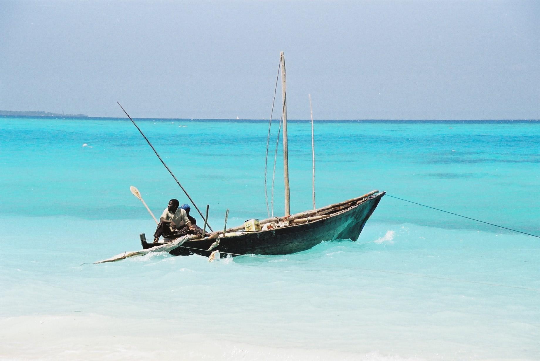 Kendwa Rocks, Zanzibar, Tanzania, Beach, Strand