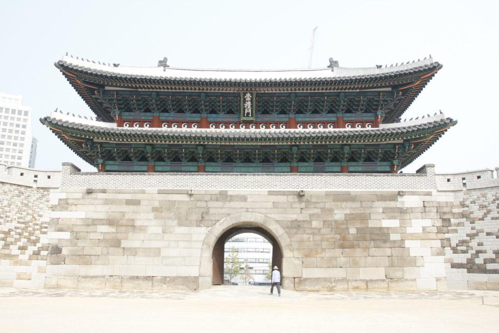Seoul, Stadttor, Süd-Korea