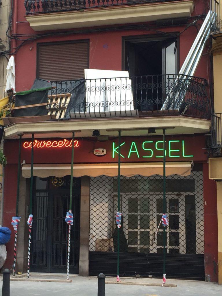 Kassel, Valencia, Spanien