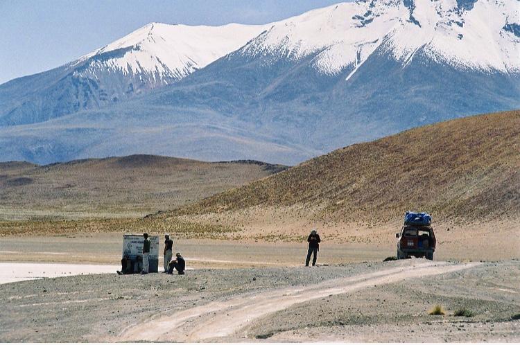 Bolivien, Atacama, Wüste, Road-Trip