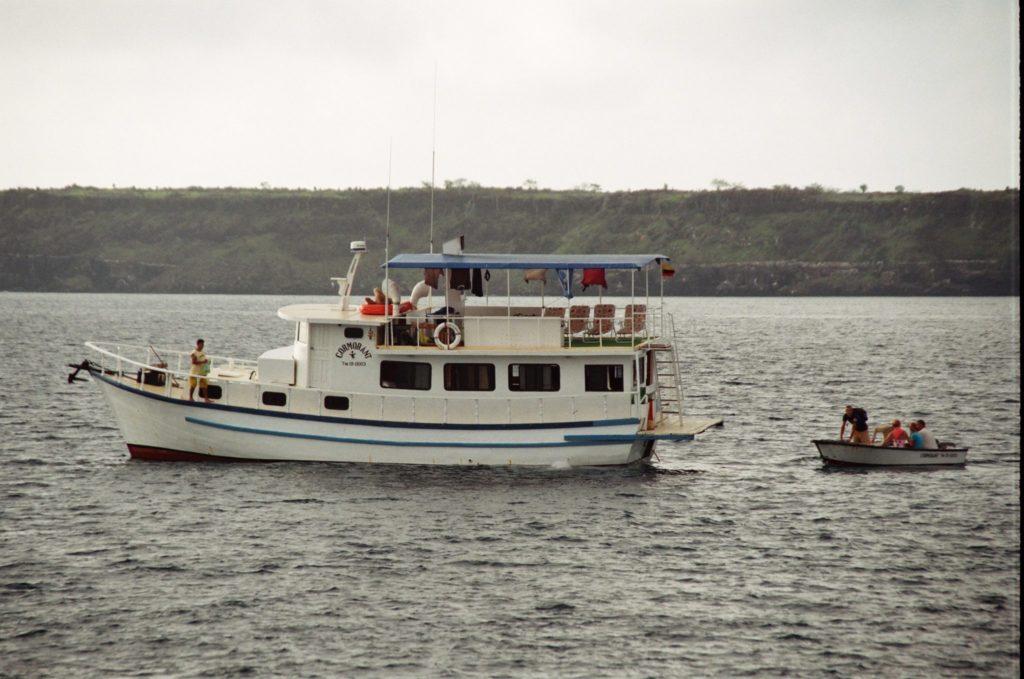 Galapagos, Reisen, Kreuzfahrt, Boot