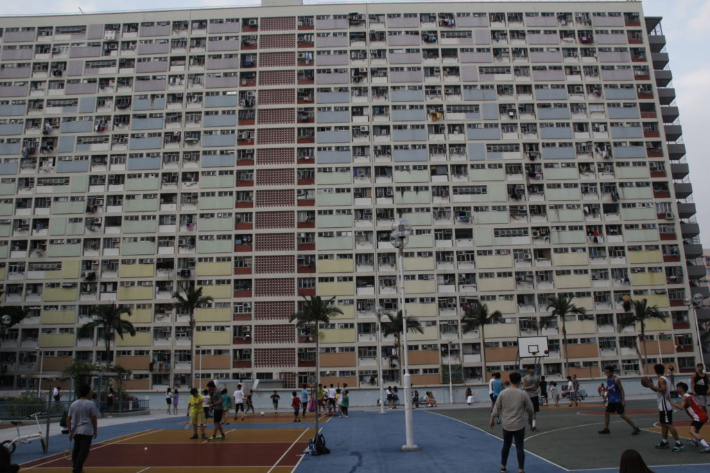 Choi Hung Estate, Hongkong, China