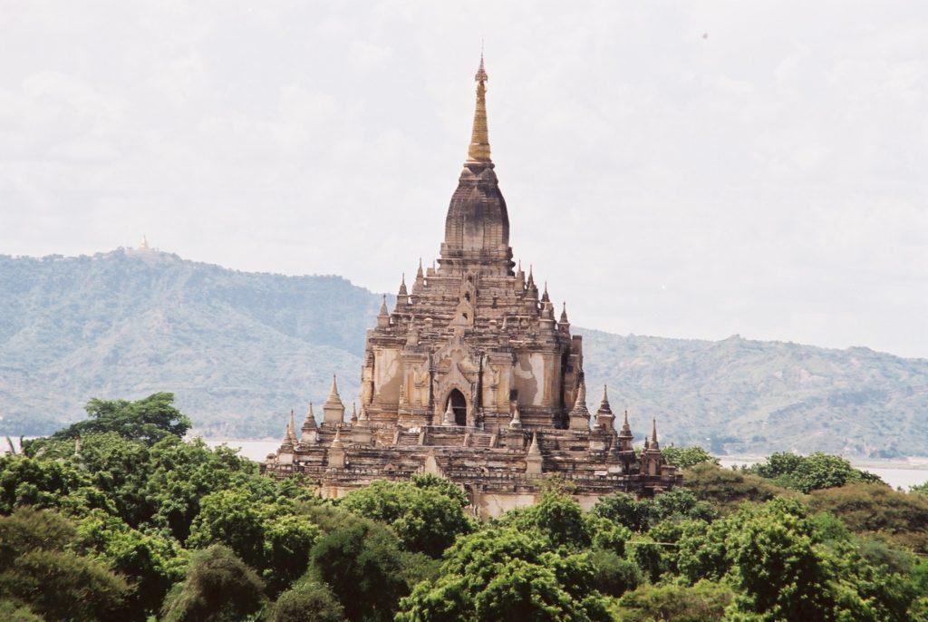 Bagan, Myanmar, Burma, Birma, Tempel, Temple