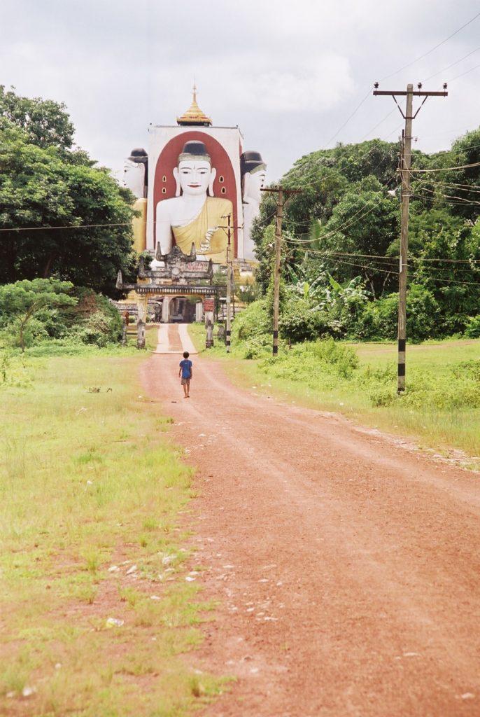 Myanmar, Birma, Burma, Tempel