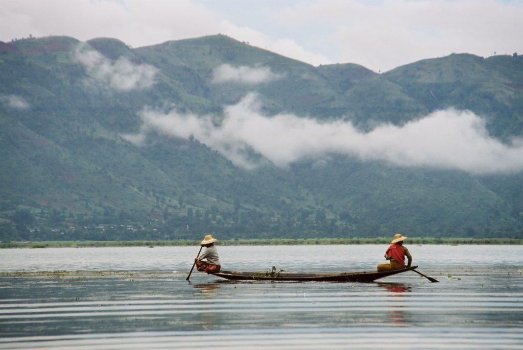 Inle Lake, Myanmar, Burma, Birma, Boot
