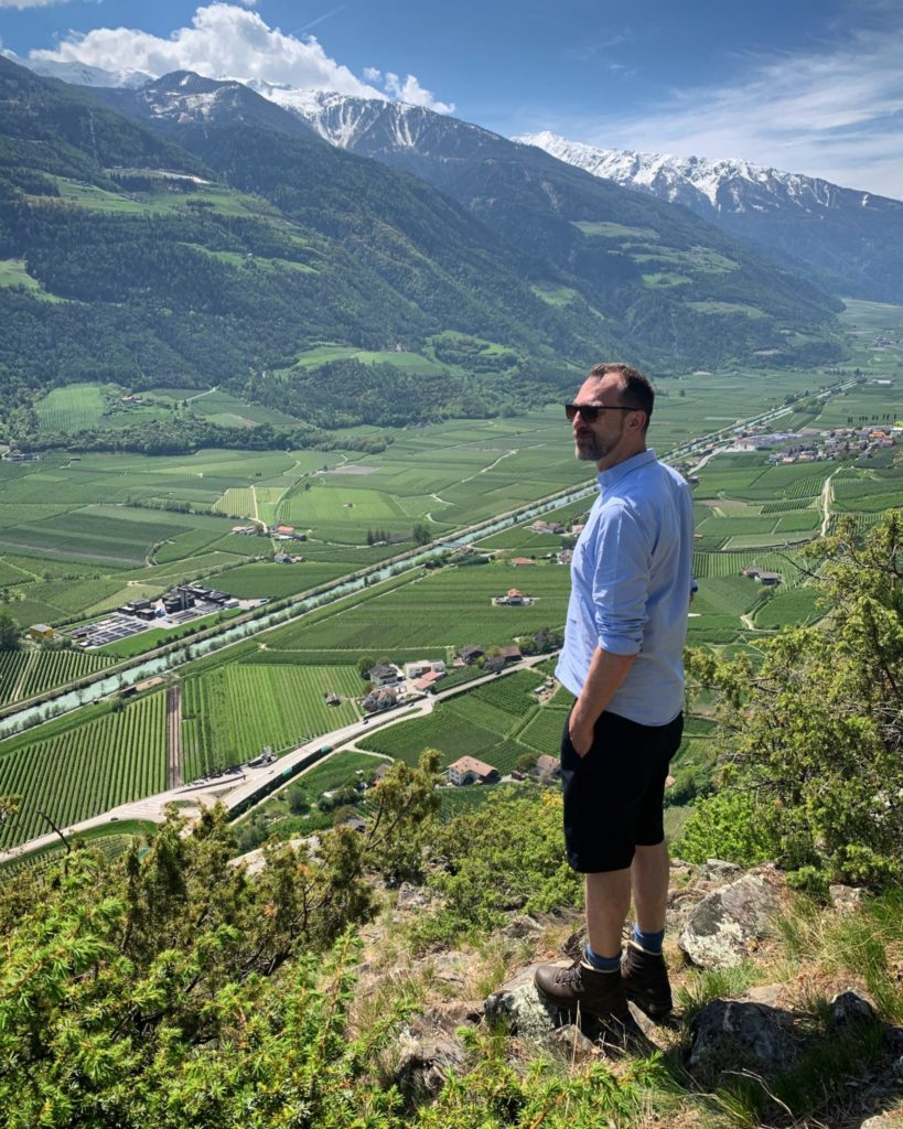 Südtirol, Berge, Italien,
