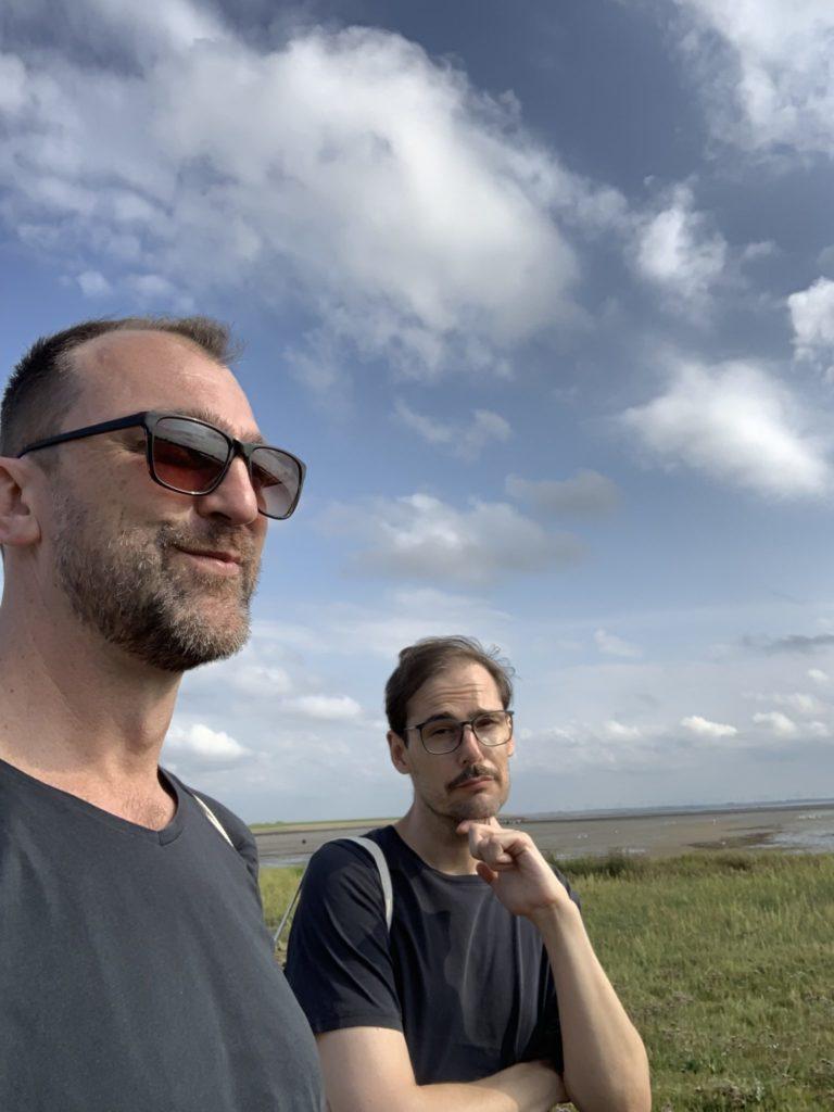 Jochen Schliemann, Michael Dietz, Norderney, Nordsee, Reisen Reisen - der Podcast, Ostfriesische Inseln