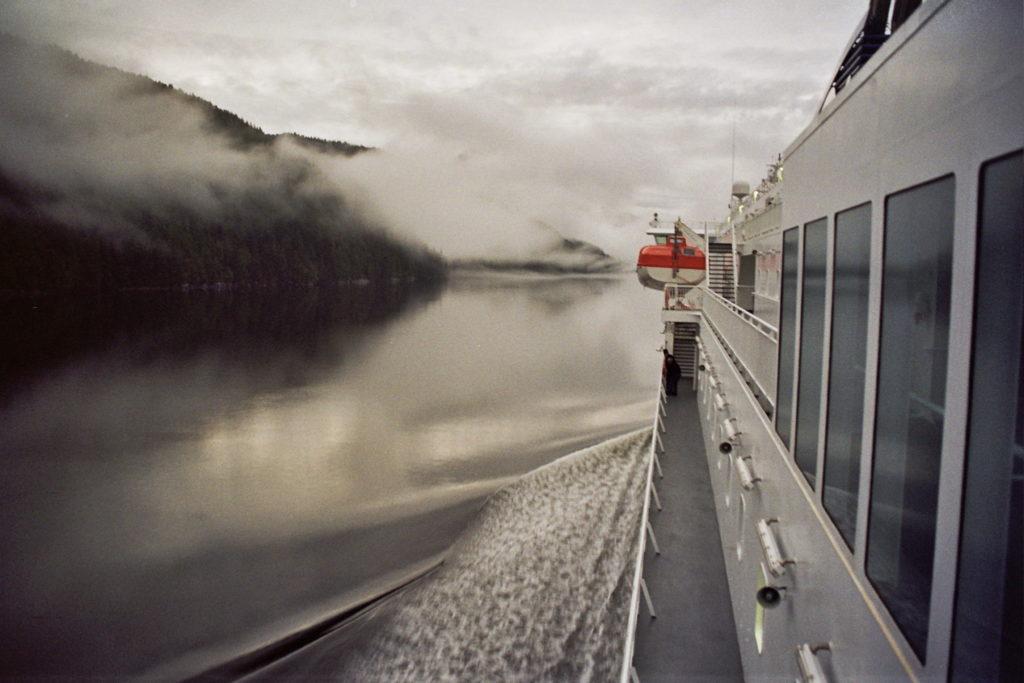 Inside Passage, ferry, Kanada, Fähre, Canada, Vancouver Island, Prince Rupert, Port Hardy, Reise, Roadtrip