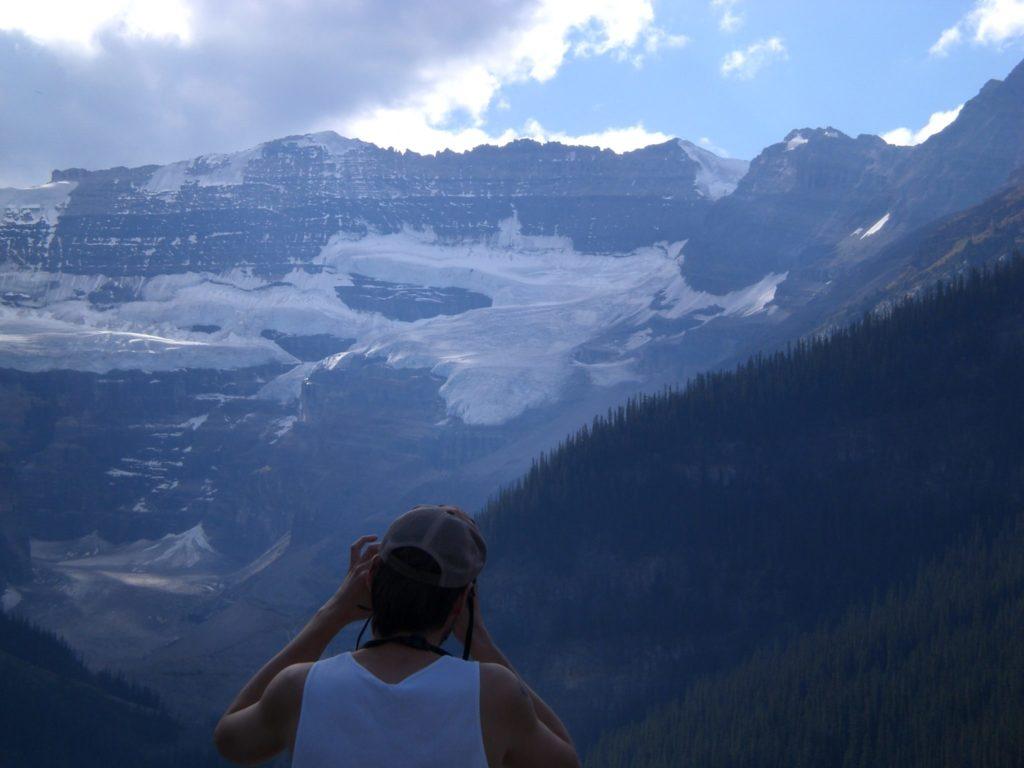 Jochen Schliemann in Kanada, Foto, Reise, Podcast, British Columbia