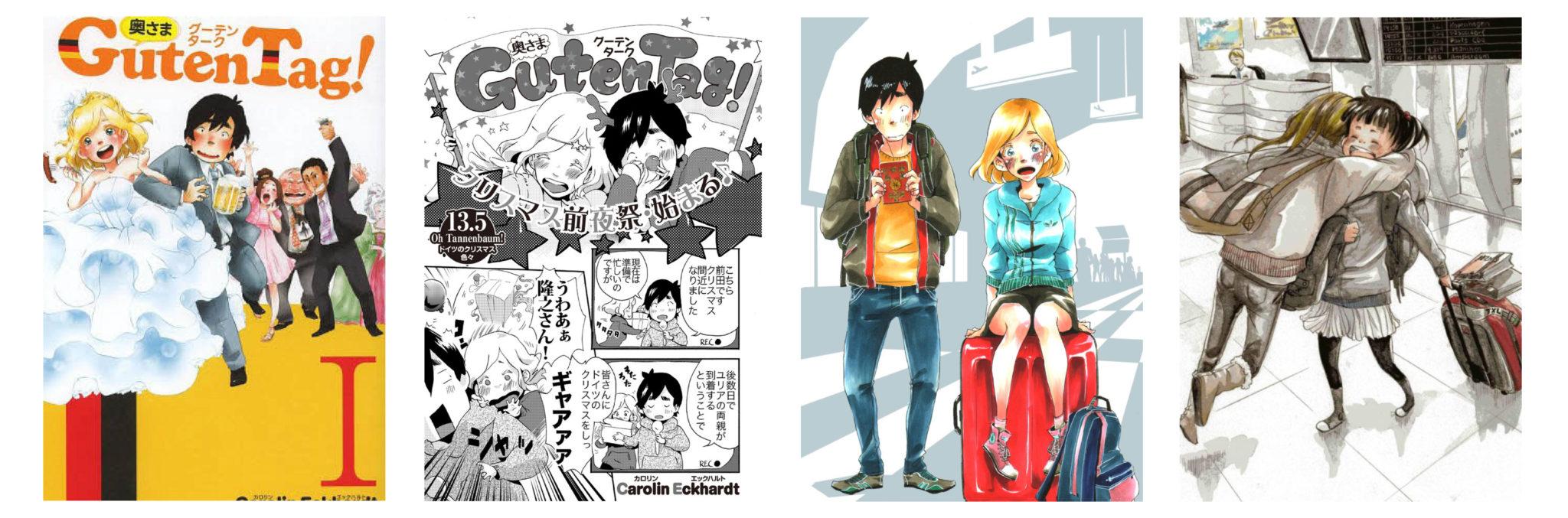 Manga, Japan, Carolin Eckhardt