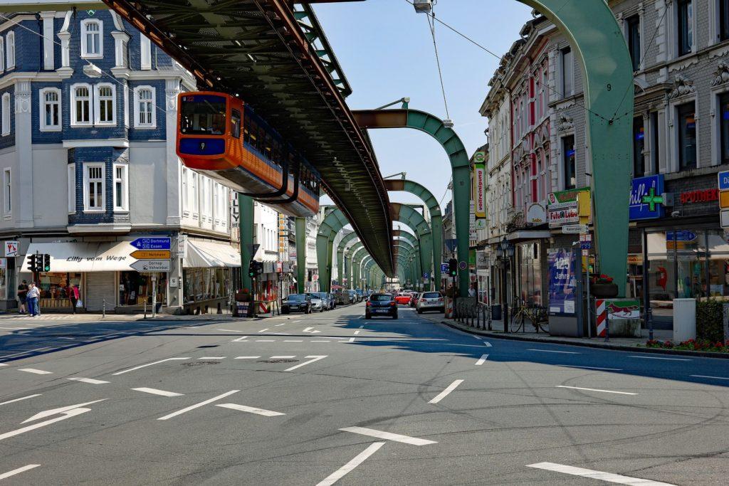 Wuppertal Bahntrassenradeln Nordrhein-Westfalen