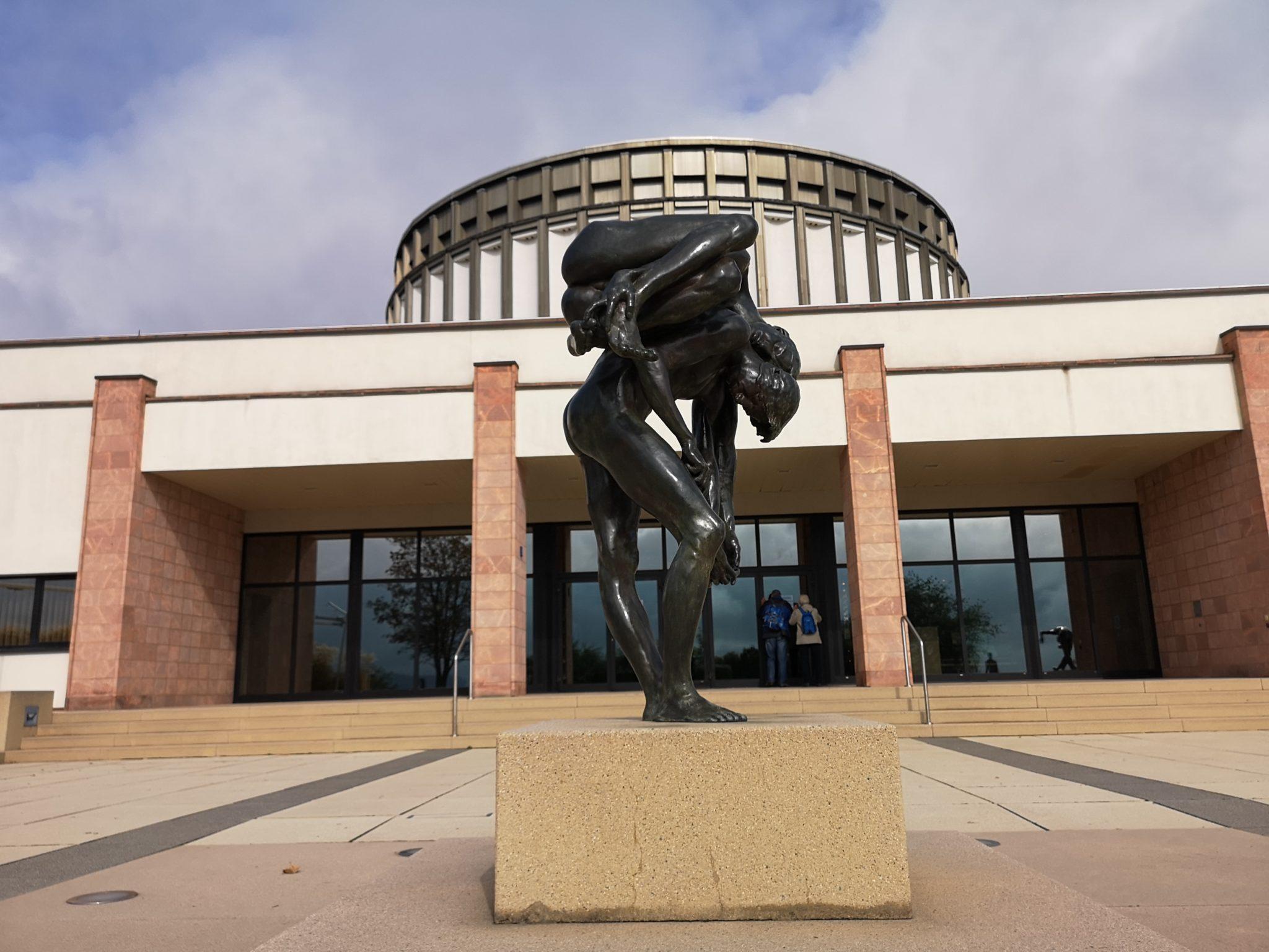 Haupteingang des Panorama-Museums (1)