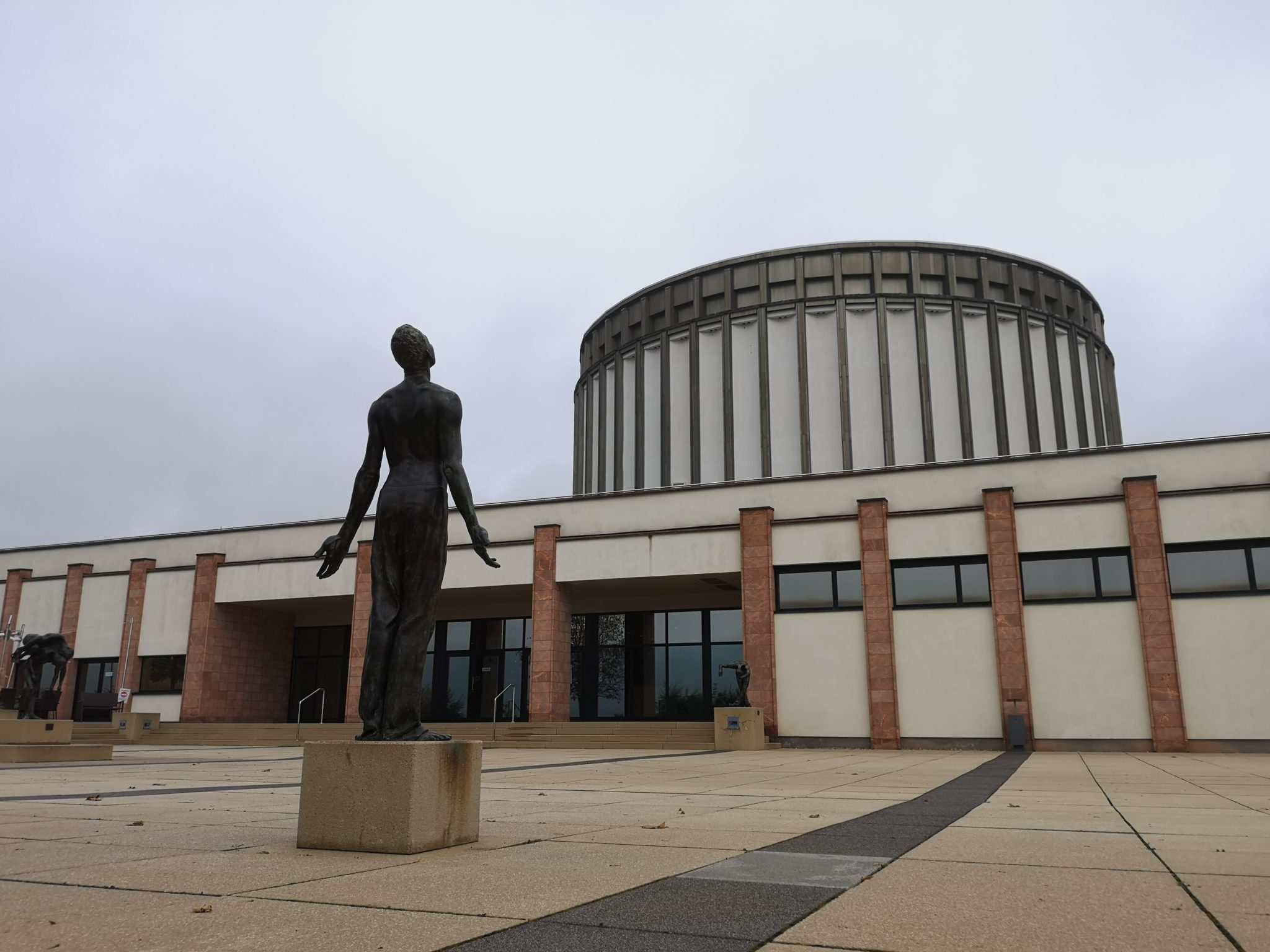 Schon von außen sehenswert das Panorama-Museum